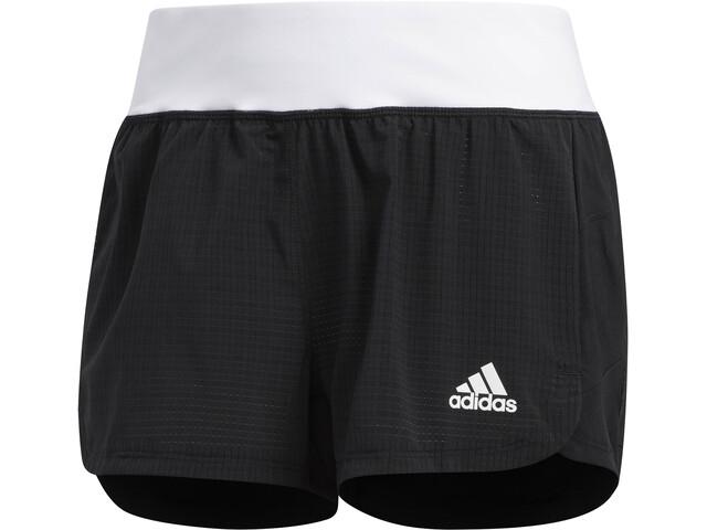 adidas Nova 2-en-1 Shorts Mujer, black/white